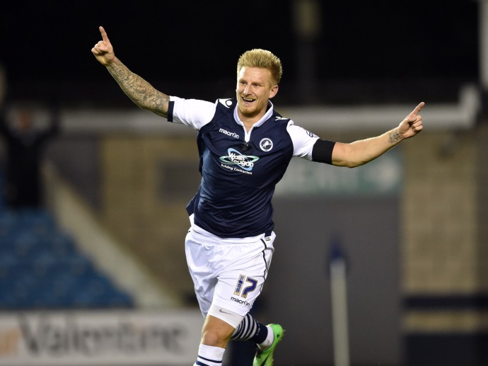 Millwall v Colchester United, SkyBet League 1